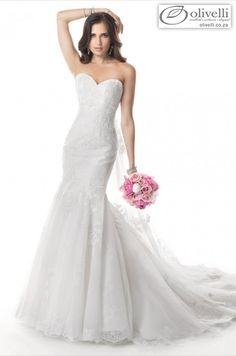 Charmaine - Wedding Dresses - Maggie Sottero | Olivelli Elegant Wedding & Evening Dress Boutique