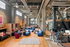 Step Inside Clever's Cool San Francisco Office - Officelovin'