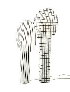 René Barba creates lollipop-shaped lamp for Ligne Roset Paint Furniture, Cool Furniture, Furniture Design, Ligne Roset, Floor Lamp Makeover, Feather Lamp, Shabby Chic, Italia Design, Trendy Home