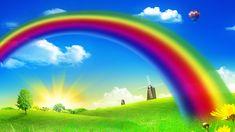 rainbow free images wallpaper