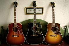 GIbson Hummingbird - The Acoustic Guitar Forum