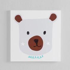 Mr Bear Magnetic Notice Board - Notice Boards
