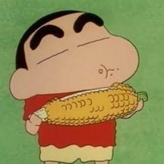 짱구 먹는 짤 , 짱구 먹는 사진, 짱구 희귀한 사진 모음 : 네이버 블로그 Sinchan Cartoon, Vintage Cartoon, Cartoon Characters, Crayon Shin Chan, Doraemon, Sinchan Wallpaper, Cartoons Love, Cartoon Profile Pics, You Draw
