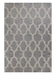 Verses Hand-Tufted Rug by Bashian Rugs at Gilt