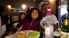 "JoanMira - 2 - Pays francophones : Photos - ""Meyya et son papa Gamal"""