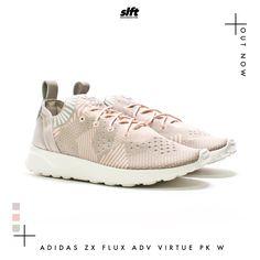 Der adidas ZX FLUX ADV VIRTUE PK W ist ab sofort inStore und onLine auf www.soulfoot.de erhältlich!  #adidas #adidasoriginals #zx #flux #advanced #virtue #sneaker #soulfoot #slft