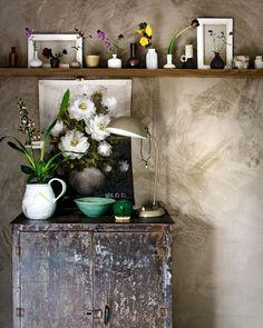 Een vaas vol is natuurlijk prachtig, maar er kan zoveel meer moois met bloemen.
