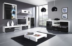 Cheap Modern Home Furniture White Leather Chairs Living Room Cheap Modern Furniture Small Living Room Design Ideas 83 Home Interior Trends Ideas Contemporary Living Room Furniture, Living Room Modern, Living Room Interior, Living Room Designs, Modern Furniture, Home Furniture, Furniture Design, Furniture Ideas, Interior Paint