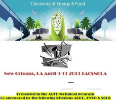 Arsenic contamination in food and water~featured thematic program track at #ACSNOLA