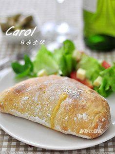 Carol 自在生活  : 義大利鮮菇比薩餃