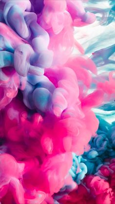 Wallpaper pink iphone beauty colour ideas for 2019 Watercolor Wallpaper Iphone, Smoke Wallpaper, Iphone Background Wallpaper, Pink Wallpaper, Colorful Wallpaper, Iphone Backgrounds, Aesthetic Iphone Wallpaper, Galaxy Wallpaper, Screen Wallpaper