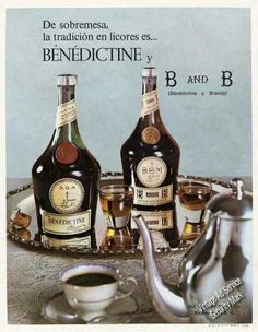 B and B Benedictine In Spanish (1966)
