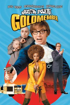 Austin Powers in Goldmember (2002) Directed by #JayRoach Starring #MikeMyers #BeyonceKnowles #SethGreen #MichaelYork #RobertWagner #MindySterling #VerneTroyer #MichaelCaine #AustinPowersinGoldmember #Hollywood #hollywood #picture #video #film #movie #cinema #epic #story #cine #films #theater #filming #cinematic #movies #moviemaking #movieposter #movielover #movieworld #movielovers #movienews #movieclips #moviemakers #drama #filmmaking #cinematography #filmmaker #screen Movies 2019, Hd Movies, Movies To Watch, Movie Tv, Manx, Mini Me, Austin Powers Goldmember, Crawl, Ip Man 4