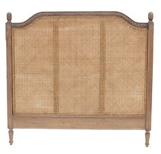 French Provincial Toulouse Rattan Headboard by Carrington Furniture. Get it now or find more Bedheads at Temple & Webster.
