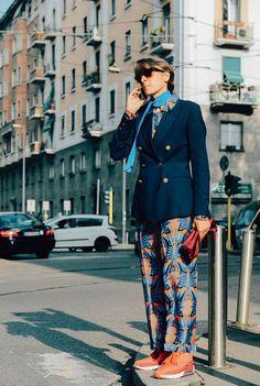 Milan Street Style Superlatives | Man Repeller