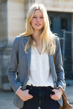 Style Inspiration: Work chic