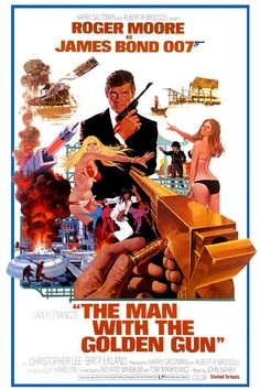 The Man with the Golden Gun (1974) - Pictures, Photos & Images - IMDb