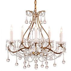 Paramour Chandelier  http://www.franceandson.com/paramour-chandelier-60678.html