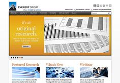 www.everestgrp.com -website of a IT research & consulting company. Designed and developed by Echo (www.ieecho.com)