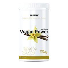 Die drei in Vegan Power verarbeiteten Proteinquellen stammen ausschließlich aus pflanzlichen Ursprung und stellen unter den zahlreichen Proteinvarianten die 100% vegane Alternative zu Milchprotein dar. Um die Qualität und das Wirkungsspektrum von Vegan Power weiter zu erhöhen, wurde das Produkt zusätzlich mit den Wirkstoffen Maca, Grüntee-Extrakt, Spirulina, Vitamin D2 und Stevia ergänzt.  Vegan Power liefert 78g  Protein auf 100g und hat einen Fettanteil von lediglich 0,8g pro Portion. Vitamin B12, Biotin, Protein Power, Spirulina, Stevia, Drinks, Vanilla, Vegan Protein, Plant Based Protein