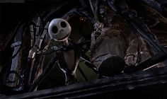 It took an entire week of shooting to create one minute of film for A Nightmare Before Christmas .