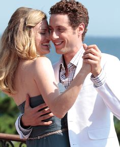 Royal Pains: Evan Lawson / Paulo Costanzo and Paige / Brooke D'Orsay