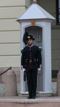 Norwegian Royal Guard, Norway
