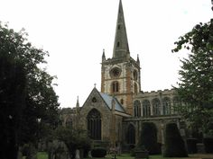 Holy Trinity Church, Stratford-on-Avon