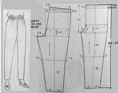 Image gallery – Page 464574517807057597 – Artofit Japanese Sewing Patterns, Dress Sewing Patterns, Clothing Patterns, Sewing Pants, Sewing Clothes, Diy Clothes, Mermaid Skirt Pattern, Kurti Designs Party Wear, Pants Pattern