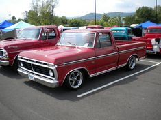 I totally am keen on this color selection for this 1975 1979 Ford Truck, Old Ford Trucks, New Trucks, Custom Trucks, Pickup Trucks, Hot Rod Trucks, Cool Trucks, F100 Truck, Classic Ford Trucks