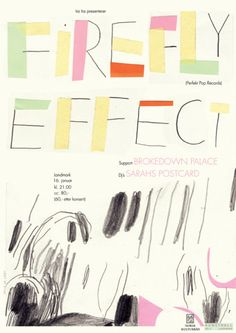 Firefly Effect : S T I N E B E L D E N R Ø E D