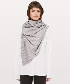 258570f0 Lululemon Vinyasa Scarf *Rulu Lululemon Vinyasa Scarf, Lululemon Athletica,  Travel Clothing, Womens