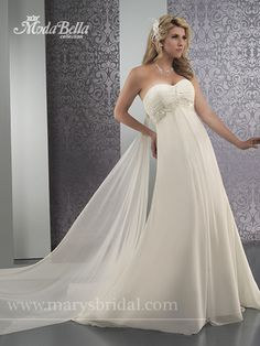 Discover the best and unique wedding Dresses from Mary's bridal collection. Choose your dream bridal wedding dresses from the wide variety of styles, fabrics, necklines, silhouettes and many more. Mary's Bridal, Bridal Wedding Dresses, Dream Wedding Dresses, Allure Bridal, Bride Dresses, Wedding Attire, Wedding Hair, Wedding Jewelry, Wedding Cakes