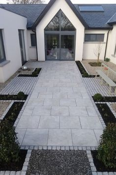 WOW! We have just received this garden from one of our customers. Outdoor tiles can litteraly transform any garden. Beige and beautiful, from our ever popular Rasa range is a fantastic garden tile option. If you are looking for a handsome paving option then you should look no further. Garden tiles outdoor tiles 60x90 paving slabs Ireland Outdoor Tiles, Outdoor Decor, Garden Tiles, Paving Slabs, Sidewalk, Patio, Colours, Ireland, Handsome
