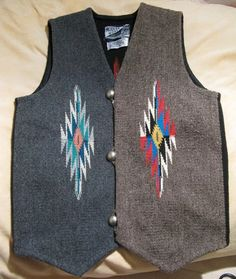 TRUJILLO'S TRUJILLO'S × Modern Work chimayo vest | Sumally