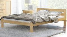 Łóżko drewniane MATO 160x200 EKO, Magnat - producent mebli drewnianych i materacy - Meble