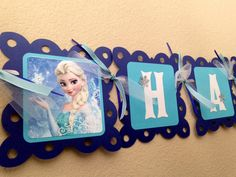 Hey, I found this really awesome Etsy listing at https://www.etsy.com/listing/222769685/frozen-birthday-banner-disney-frozen