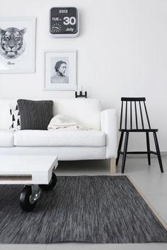 Via Ale Besso   Black White Grey   Karlsson   RK Design   Hay
