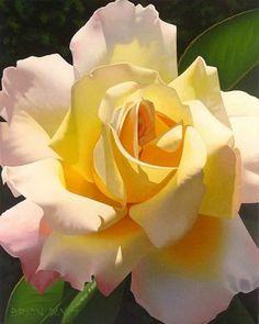 Brian Davis (b.1946) — Love's Rose (512×640)