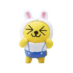 kakao friends Muzi萌宠毛绒玩偶 韩国可爱软萌迷你公仔玩具 礼物