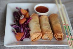 Kokkeillaan: Kiinalaiset kevätkääryleet Mexican, Ethnic Recipes, Food, Eten, Meals, Diet