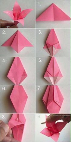 21 pieces of unbelievable origami origami flowers and flower mightylinksfo