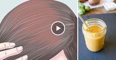 В этой статье мы представляем вам природное средство, которое улучшит здоровье кожи головы,питание волос, их рост и устранит причины появления седых волос. Многие люди пробовалиего и все утверждают, что оноочень эффективно. Этот рецепт имеет великолепныйэффект — онполностью восстанавливаетнатуральный цветволос естественным образом. В то же время онсделает ваши волосы сильнее и толще, как никогда раньше. Питайтесь