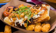"""Home & Family - Recipes - Dog Haus' """"Another Night in Bangkok"""" Sausage 