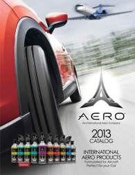 International AERO Products 2013 Catalog