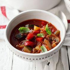 Leczo wegetariańskie | Kwestia Smaku
