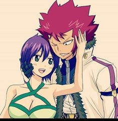 Kinana and Cobra Fairy Tail Natsu And Lucy, Fairy Tail Anime, I Love Anime, Awesome Anime, Fairy Tail Cobra, Weekly Shonen Magazine, Fairy Tail Photos, Fariy Tail, Fairy Tail Guild