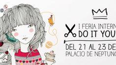Feria de las manualidades DIY en Madrid 3ª edición