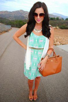 A Darling Dream Blog {Sun Dress}