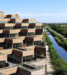 Copenhagen Architecture 1-8
